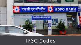 IFSC codes of Banks in Haryana